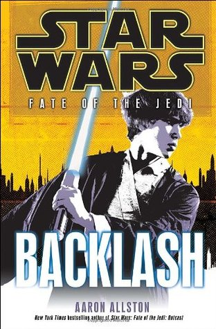 Backlash by Aaron Allston