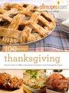 Thanksgiving (100 Best Recipes from Allrecipes.com)