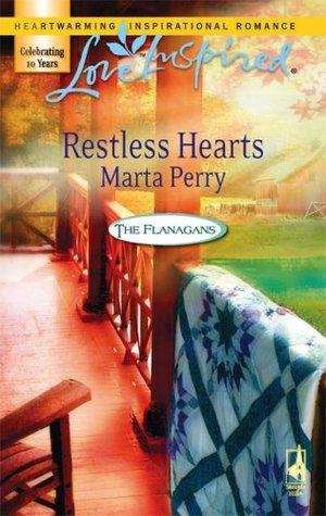 Restless Hearts (The Flanagans, #6)