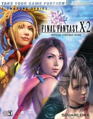 Final Fantasy X-2 Official Strategy Guide