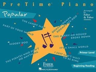 PreTime Popular: Primer Level (Pretime Piano Series)