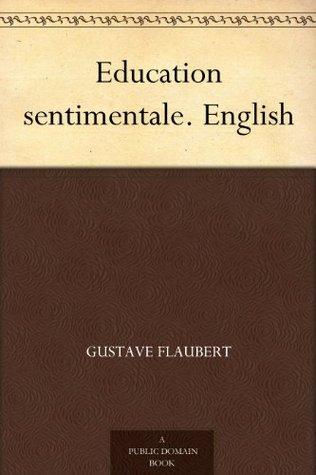 Education sentimentale. English
