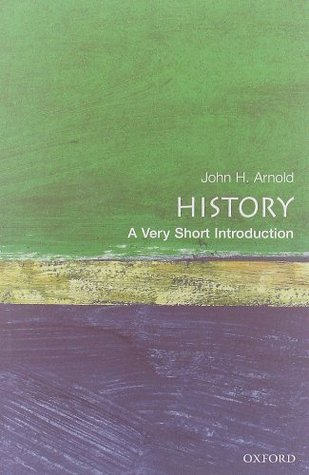 History: A Very Short Introduction(Very Short Introductions 16)