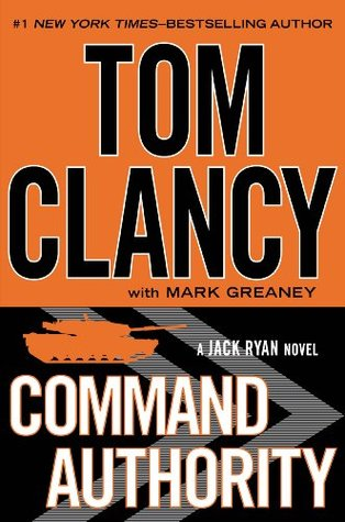 Ebook Command Authority by Tom Clancy PDF!