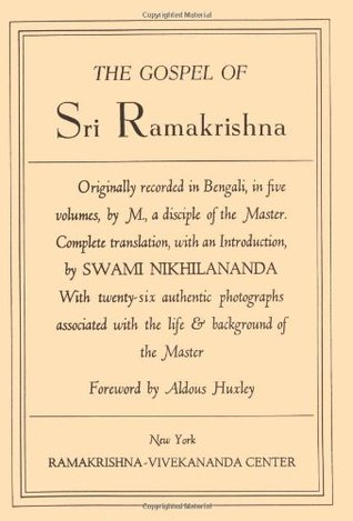 Gospel of Sri Ramakrishna