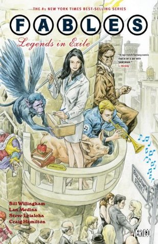 Fables Vol. 1: Legends in Exile (New Edition) (Fables (Graphic Novels))