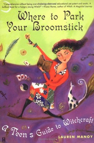 Where to Park Your Broomstick by Lauren Manoy