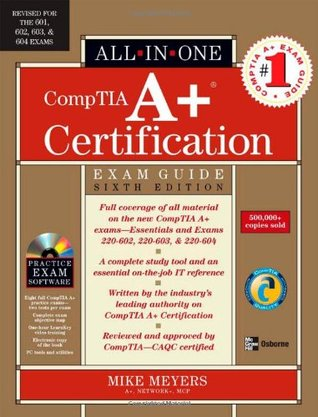 CompTIA A+ Certification All-in-One Exam Guide