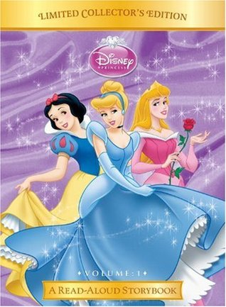 Disney Princess: Volume 1: A Read-Aloud Storybook