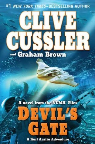 Book Review: Clive Cussler & Graham Brown's Devil's Gate