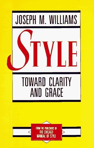 Style by Joseph M. Williams