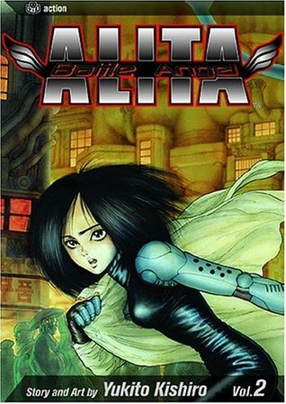 Battle Angel Alita, Volume 02: Tears of an Angel