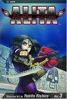 Battle Angel Alita, Volume 03: Killing Angel