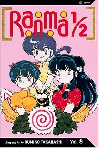 Ranma 1/2, Vol. 8 (Ranma ½ (US 2nd), #8)