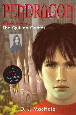 The Quillan Games (Pendragon, #7)