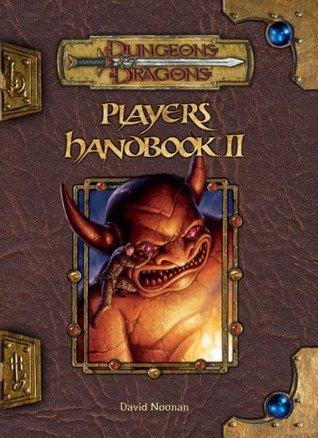 Player's Handbook II by David Noonan