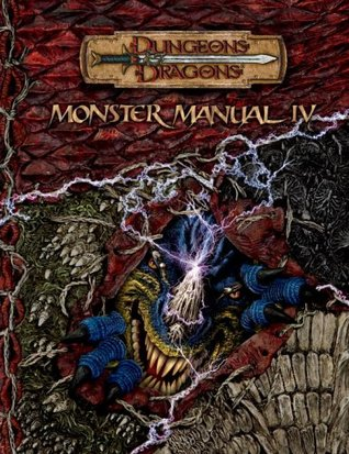 Monster Manual IV (Dungeons & Dragons Edition 3.5)