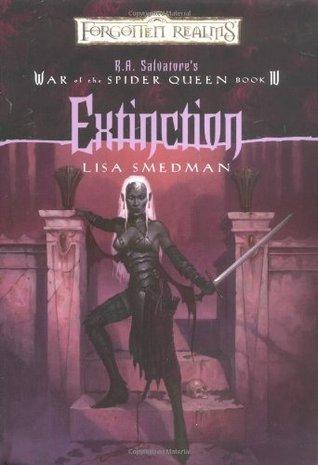 Extinction (Forgotten Realms: War of the Spider Queen, #4)