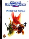 Monstrous Manual