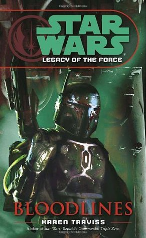 Legacy of the Force: Bloodlines (Star Wars: Legacy of the Force, #2)