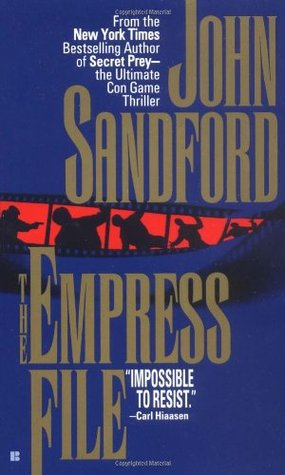Book Review: John Sandford's The Empress File