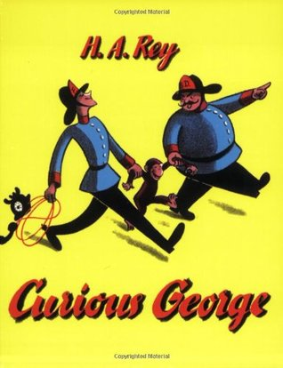 The Adventures of Curious George by H.A. Rey