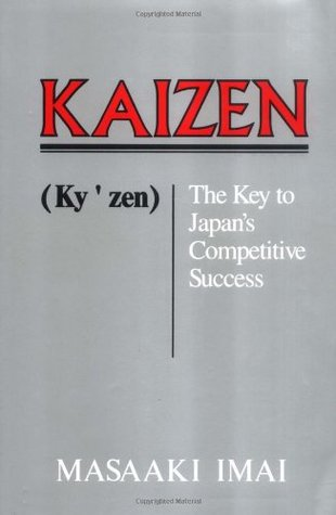 Kaizen by Masaaki Imai