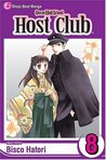 Ouran High School Host Club, Vol. 8 by Bisco Hatori