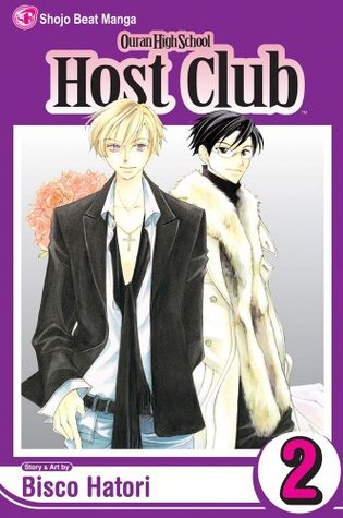 Ouran High School Host Club, Vol. 2 (Ouran High School Host Club, #2)