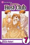 Ouran High School Host Club, Vol. 7 by Bisco Hatori