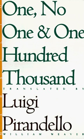 https://www.goodreads.com/book/show/12117.One_None_and_One_Hundred_Thousand
