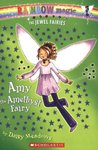 Amy The Amethyst Fairy (Rainbow Magic: Jewel Fairies, #5)