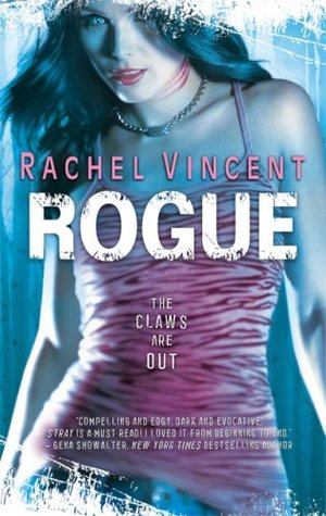 Book Review: Rachel Vincent's Rogue