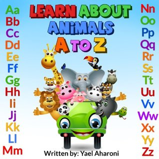 Learn about Animals A to Z by Yael Aharoni