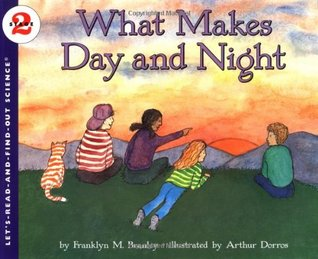 What Makes Day and Night by Franklyn Mansfield Branley