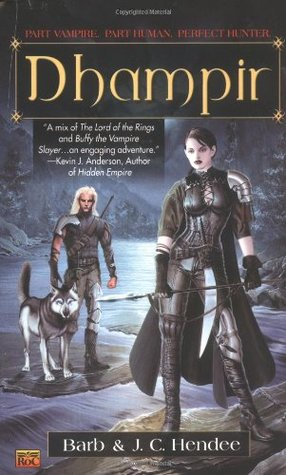 Dhampir (The Noble Dead Saga, Series 1, ...