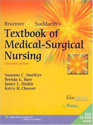 Brunner and suddarths textbook of medical surgical nursing by 41065 fandeluxe Image collections