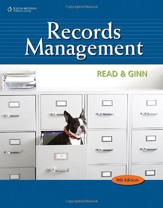 Records Management (9th edition)