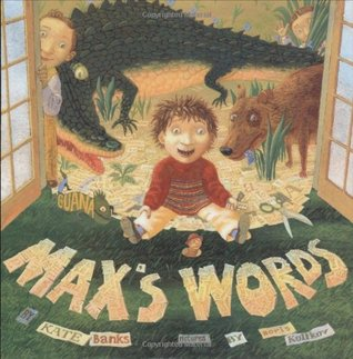 Max's Words by Kate Banks