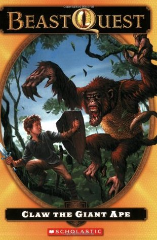 Claw the Giant Ape (Beast Quest, #8)