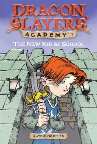 The New Kid at School (Dragon Slayers Ac...