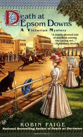 Death at Epsom Downs (Kathryn Ardleigh, #7)