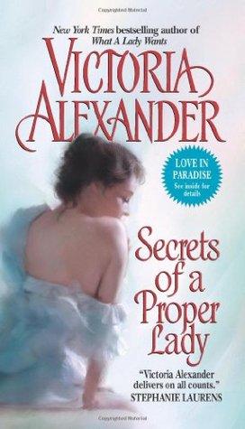 Secrets of a Proper Lady (Last Man Standing, #3)