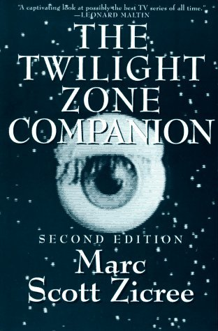 Ebook The Twilight Zone Companion by Marc Scott Zicree read!