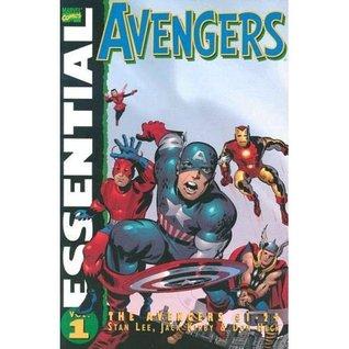 Essential Avengers, Vol. 1 by Stan Lee