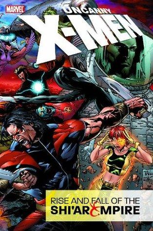 Uncanny X-Men by Ed Brubaker