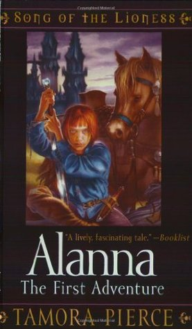 Tamora Pierce collection