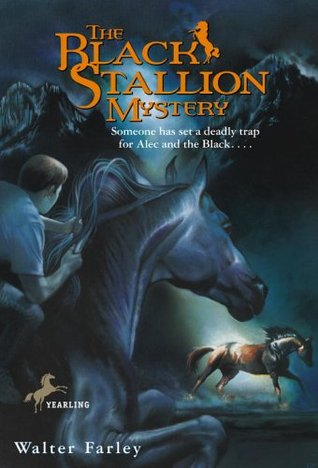 The Black Stallion Mystery by Walter Farley