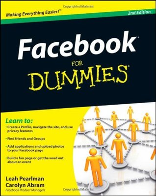 Facebook for Dummies by Leah Pearlman