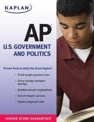 Kaplan AP U.S. Government & Politics (Kaplan AP Series)